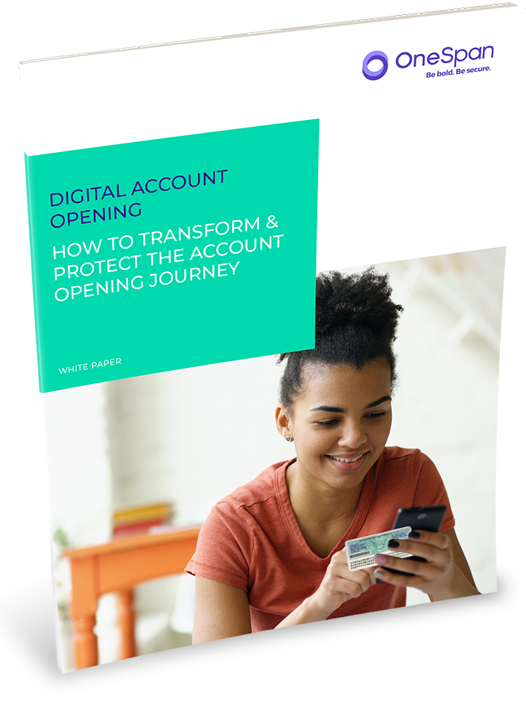 Digital Account Opening: How to Transform & Protect the Account Opening Journey