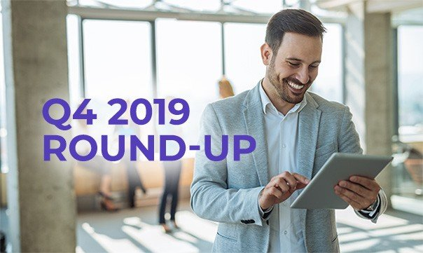 OneSpan Sign Product Updates: Q4 2019 Round-up