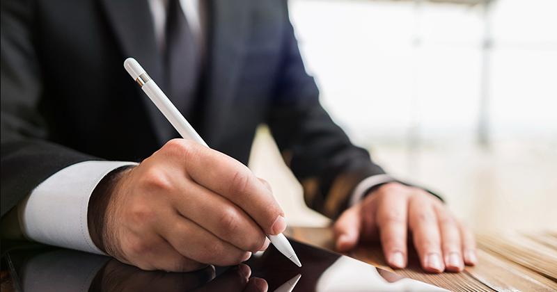 Webinar: Assinatura Eletrônica – Uma experiência conveniente e segura para usuários internos e externos