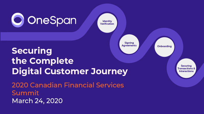 Canadian Financial Services Summit 2020