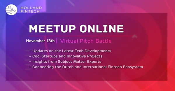 Holland FinTech Online Meetup