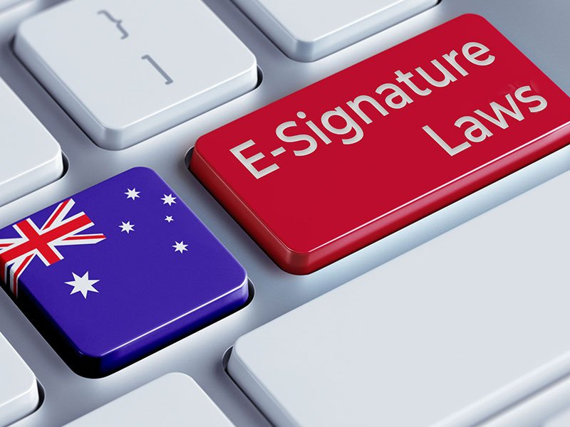 Are Electronic Signatures Legal in Australia?