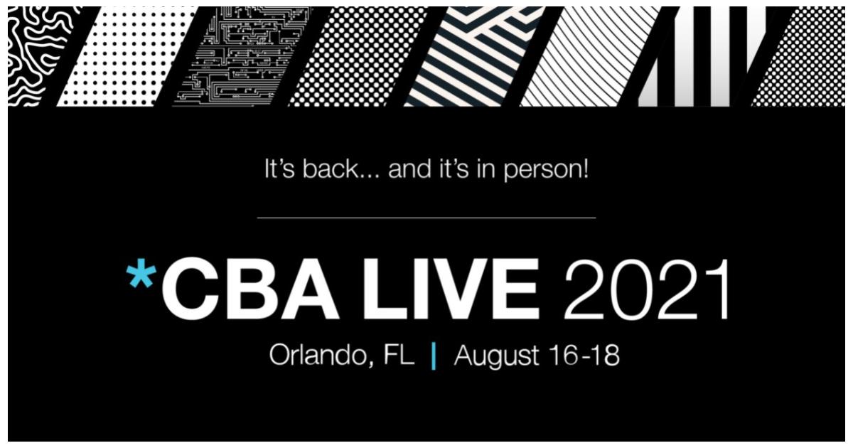 CBA LIVE 2021