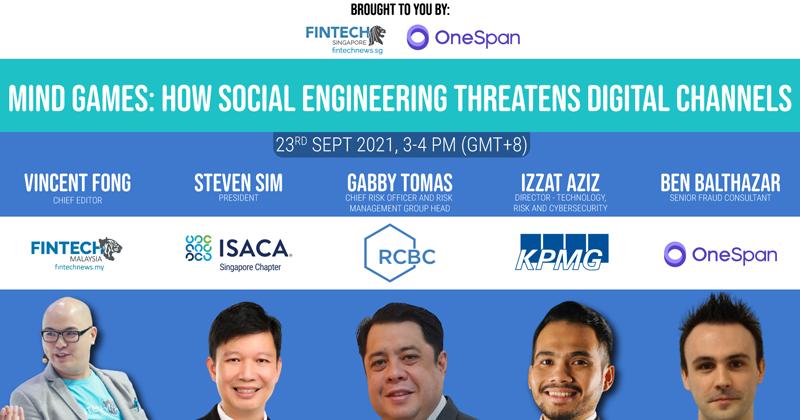 Webinar | Mind Games: How Social Engineering Threatens Digital Channels