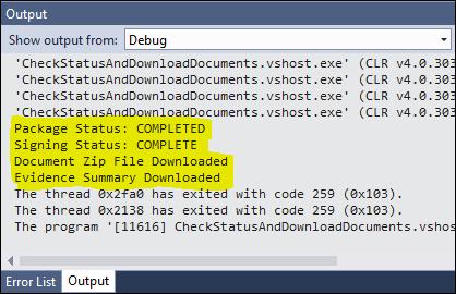 visualStudioOutput_downloadComplete
