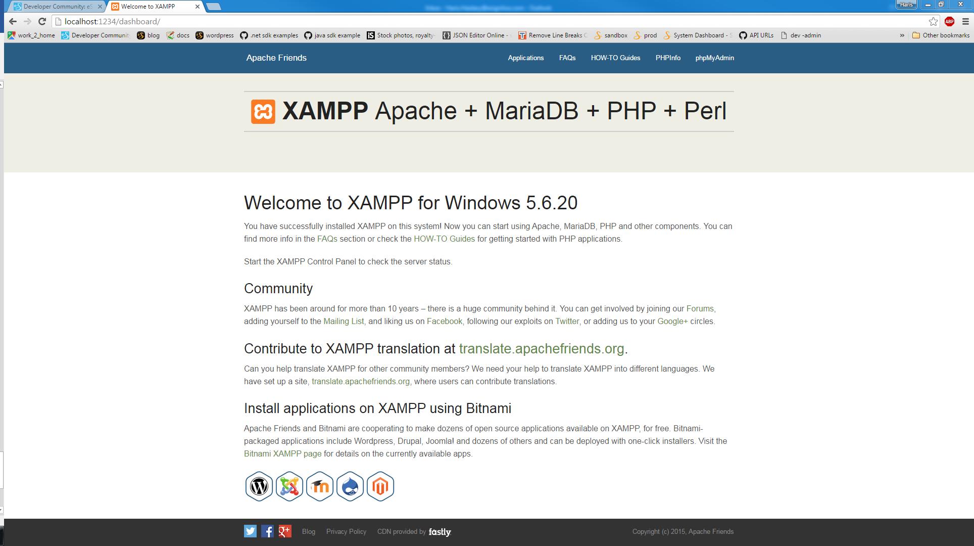 xampp_home