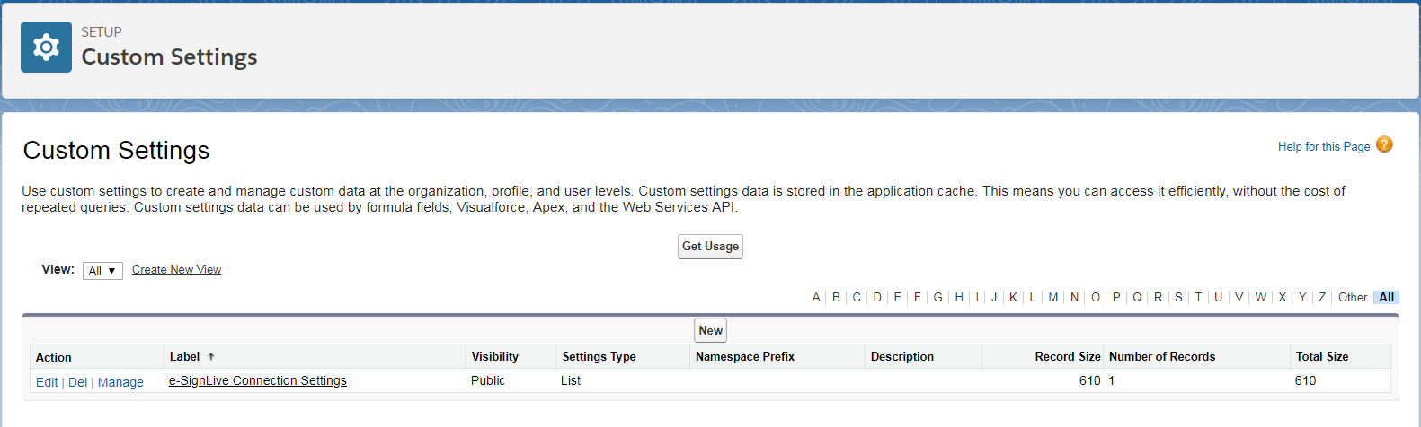 eSignLive How To: Creating a Simple Visualforce Page App