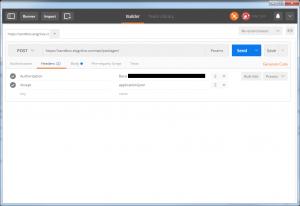 eSignLive How To: Using Postman To Test eSignLive's API   OneSpan