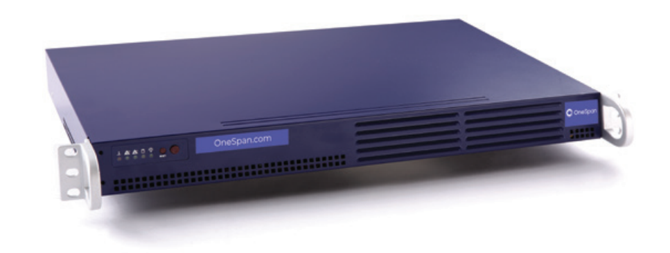 OneSpan Authentication Server Appliance 3000 series