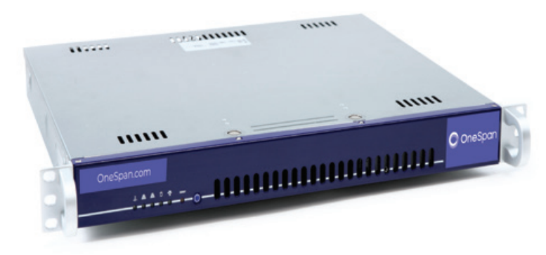 OneSpan Authentication Server Appliance 5000 series