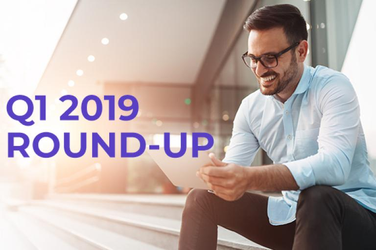 OneSpan Sign Q1 2019 Round-up