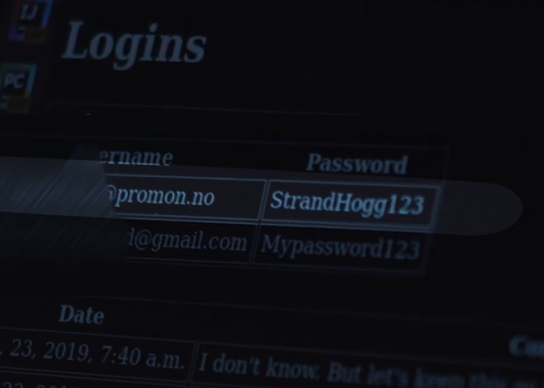 What is the StrandHogg Vulnerability?