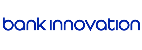 Bank Innovation Blue Logo