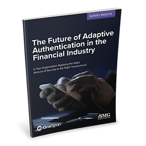 The Future of Adaptive Authentication in the Financial Industry