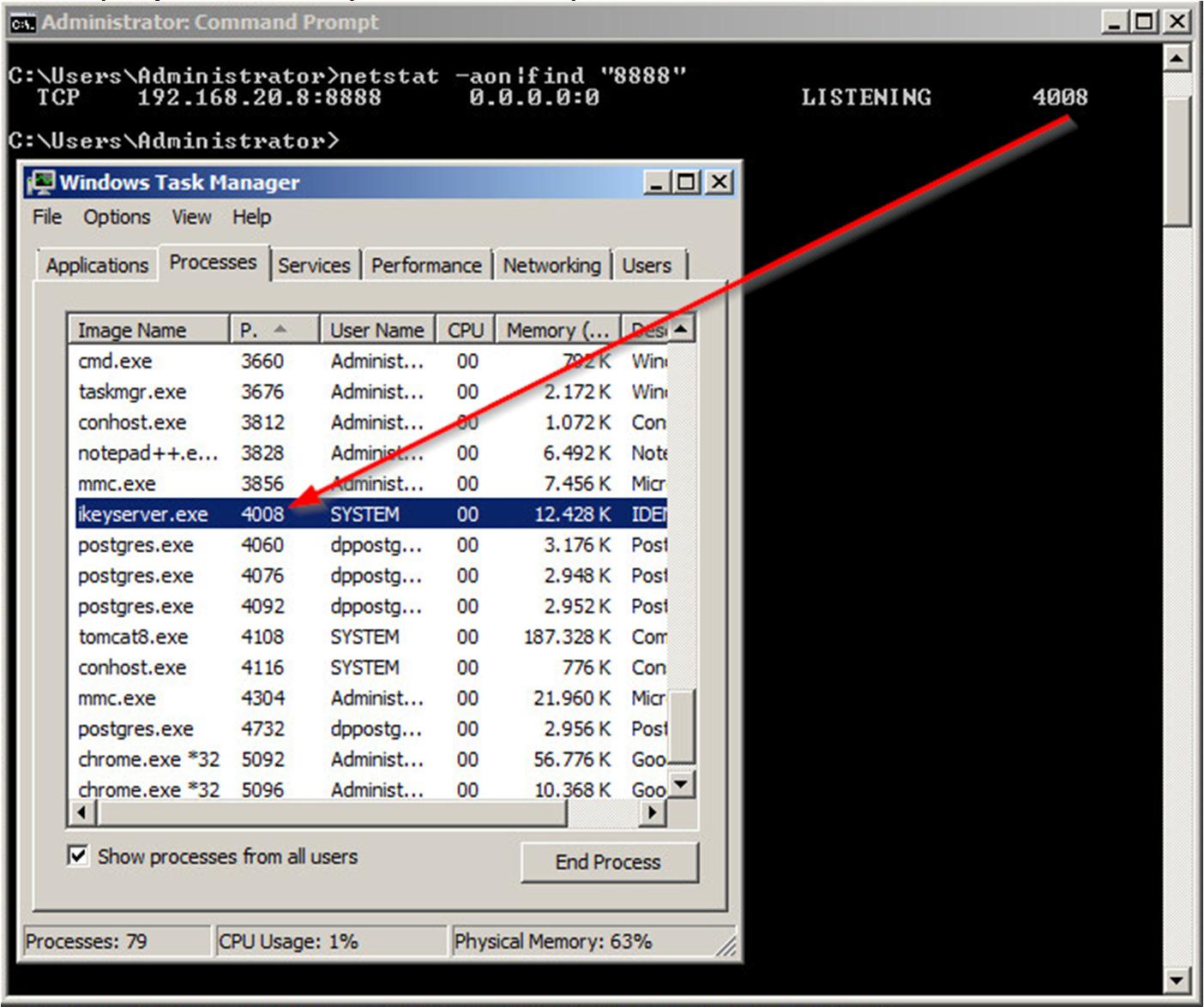 KB_150158: Troubleshooting login problems on IDENTIKEY